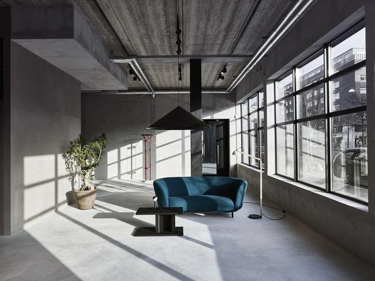 Massproductions + Wästbergs Showroom, Stockholm, 2016 - Guise
