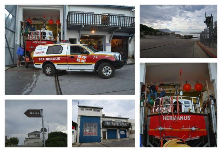 Hermanus NSRI Station 17 Address: New Harbour Hermanus Tel: 028 312 3180 Emergency 082 990 5967