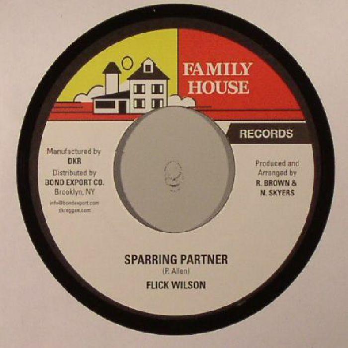 Flick Wilson - Sparring Partner (Family House/Digikiller) #music #vinyl #musiconvinyl #soundshelter #recordstore #vinylrecords #dj #Dub