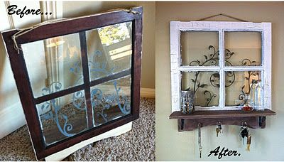 Dazed. And then some...an old window DIY project. - DIY Show Off ™ - DIY Decorating and Home Improvement Blog | DIY Show Off ™ - DIY Decorating and Home Improvement Blog