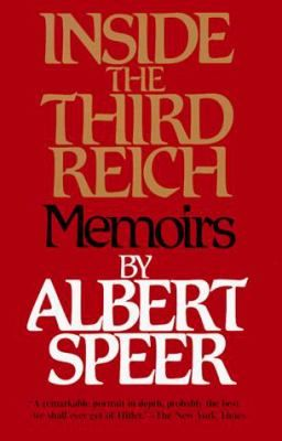Shop for Inside the Third Reich  by Albert Speer, Clara Winston, Richard Winston  including information and reviews.  Find new and used Inside the Third Reich on BetterWorldBooks.com.  Free shipping worldwide.
