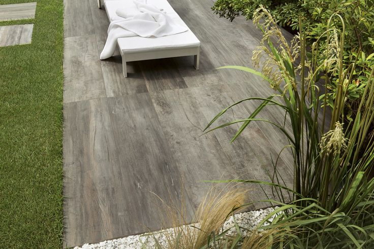 Porcelain stoneware wall/floor tiles with wood effect VIBE by Ceramiche Caesar