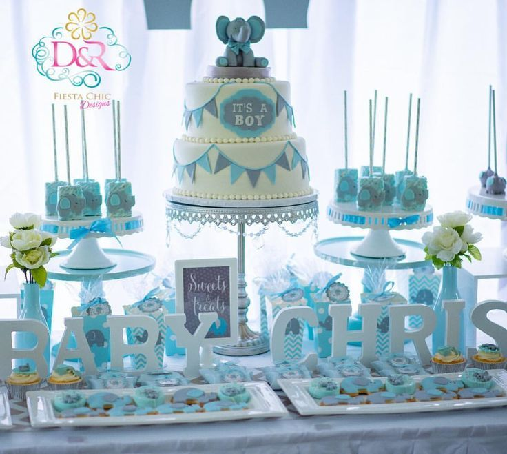 Elephant Baby Shower Babyshowercake Babyshower Babyshowerideas Fondantcake Elephan Pastel Baby Shower Elephant Baby Shower Cake Elephant Baby Shower Theme