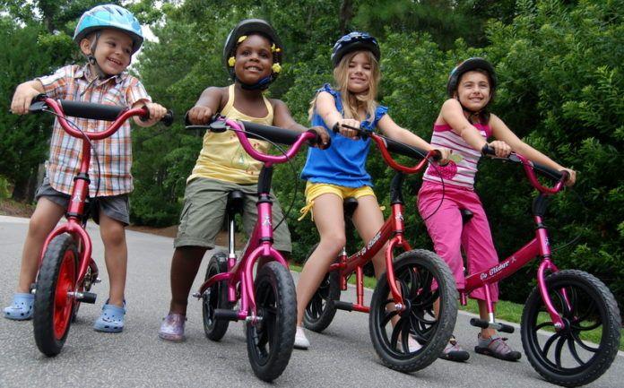 Why Should You Start Riding A Bike Now Balance Bike Bike Kids