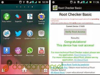 Cara Root Semua Versi Android Tanpa Komputer