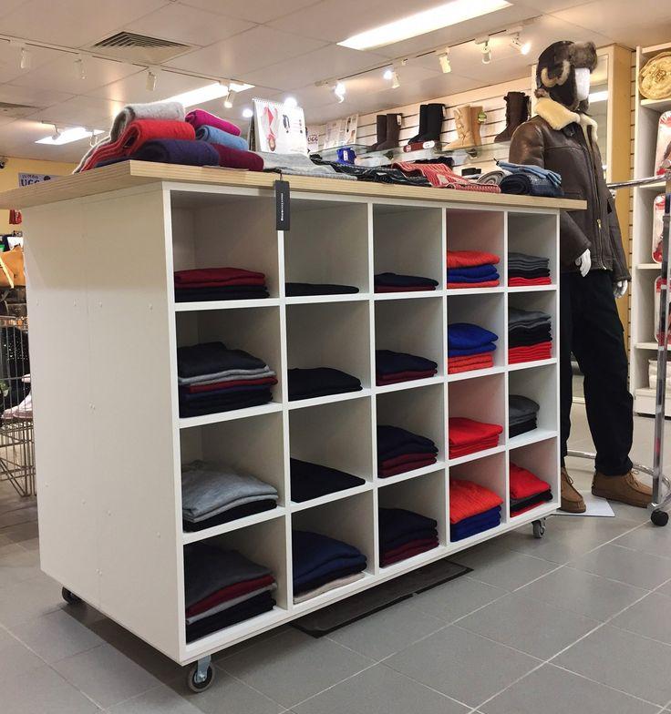 #sfsi #install #Uggattherocks #manchesterandbedding #custom #freestanding #white #ply #pigeonholeunit #cabinetry #shelving