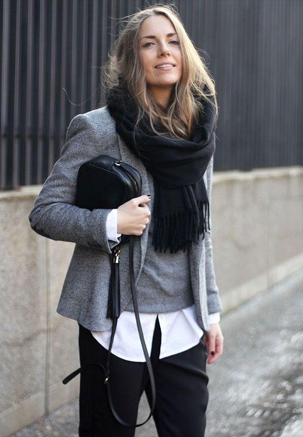 look-sueter-cinza-e-blazer