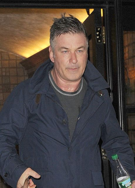 Alec Baldwin has Loved Many Men in his Live -- But wants Everyone to Know he's Definitely not Gay (VIDEO) #AlexBaldwin