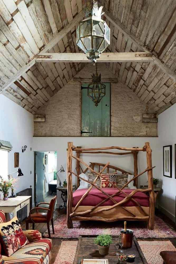 18 Vaulted Ceiling Designs That Deserve Your Attention Home Decor Home Bedroom Design