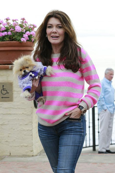 Lisa Vanderpump: There's Drama On 'RHOBH' Without Brandi Glanville