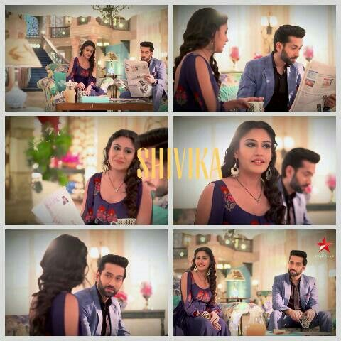 New promo of shivika...cute