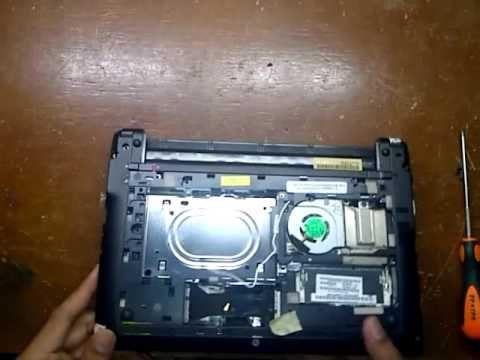 Menutup Casing Acer Aspire One 522