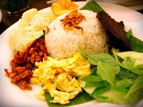Resep Masakan Sehari-hari Terbaru: Resep Cara Membuat Nasi Uduk Betawi Paling Enak dan Gurih