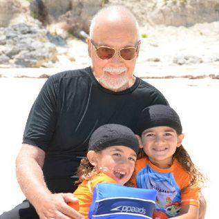 Celine DION shares photos of twins, Eddy and Nelson, (born Oct 2010) and husband René Angélil