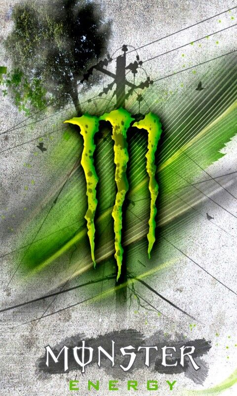 17 Best Images About Monster Energy Drink On Pinterest