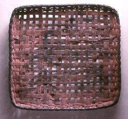 Black Ash Baskets...this is not your ordinary basket.  BEAUTIFUL!!