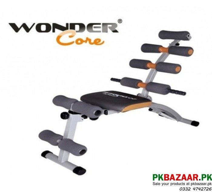 Wonder Core Six in One Machine For sale in Pakistan