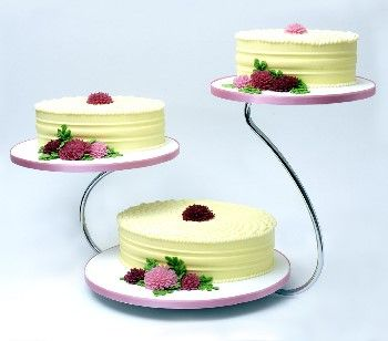 PME ENGLISH CAKE STANDS
