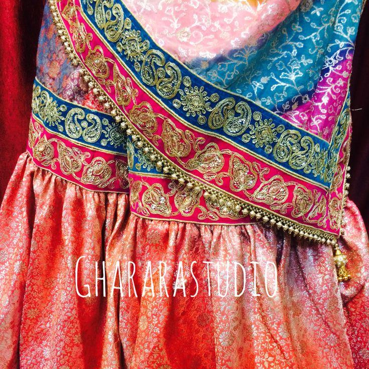 Mix of perfect colours is what makes the Gharara look Royal.  TO ORDER/ENQUIRY:  Call/Whatsapp 9971865919  ghararastudio@gmail.com   Inbox in Facebook  Provide your email id #GhararaStudio  #GhararaStudio  #GhararaStudio  #GhararaStudio  #gharara #ghararah #ghararagirl #gharara4u #bride #bridal #bridalgharara #wedding #weddingdress #weddingideas #weddinggharara #allthingsbridal #allthingswedding #colourful #chatapati #bright #orderonline #followus