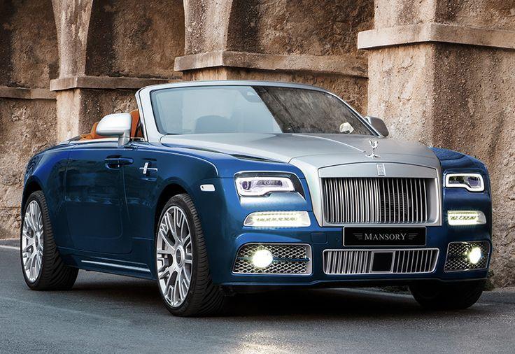 2016 Rolls-Royce Dawn Mansory