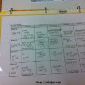Awesome way to explain the lesson planning process in a special education classroom!