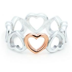 Tiffany Rings Tiffany Hearts Ring  <3.<3 i will always have my eye on you