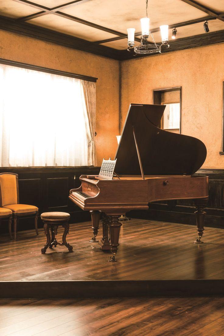 IQ246 ~華麗なる事件簿~ #interior #piano #classicstyle #interiorinspiration #antiquesytle #classicinterior