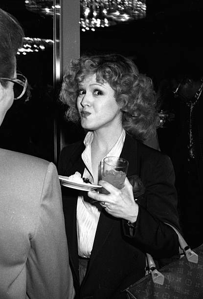 Bernadette Peters attends Best of Vegas Awards on March 21 1980 at the Tropicana Hotel in Las Vegas Nevada