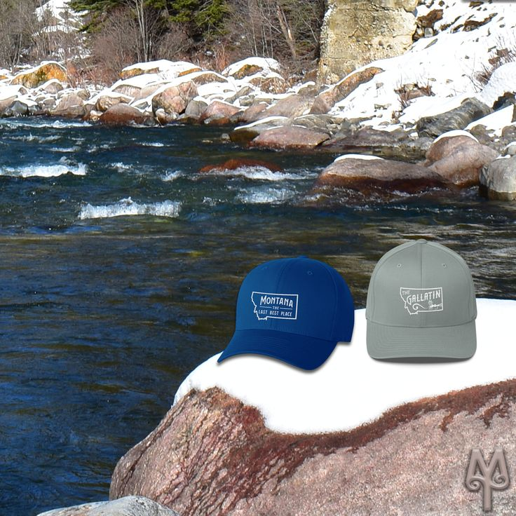Montana Treasures Fly Fishing Ball Caps make great holidays gifts for the fly fisherman in your life. Shop now!