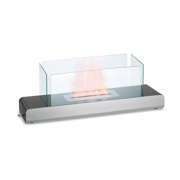 VIDRO Outdoor Floor Fireplace - Blomus Online Shop www.blomus.com.au