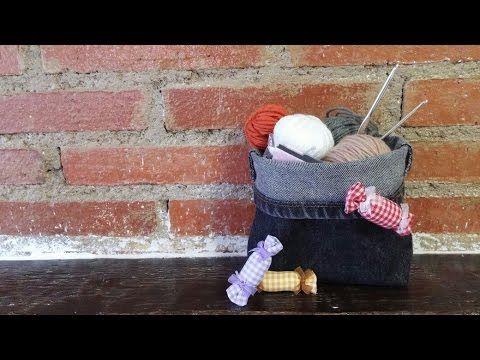 tutorial cesta caramelo