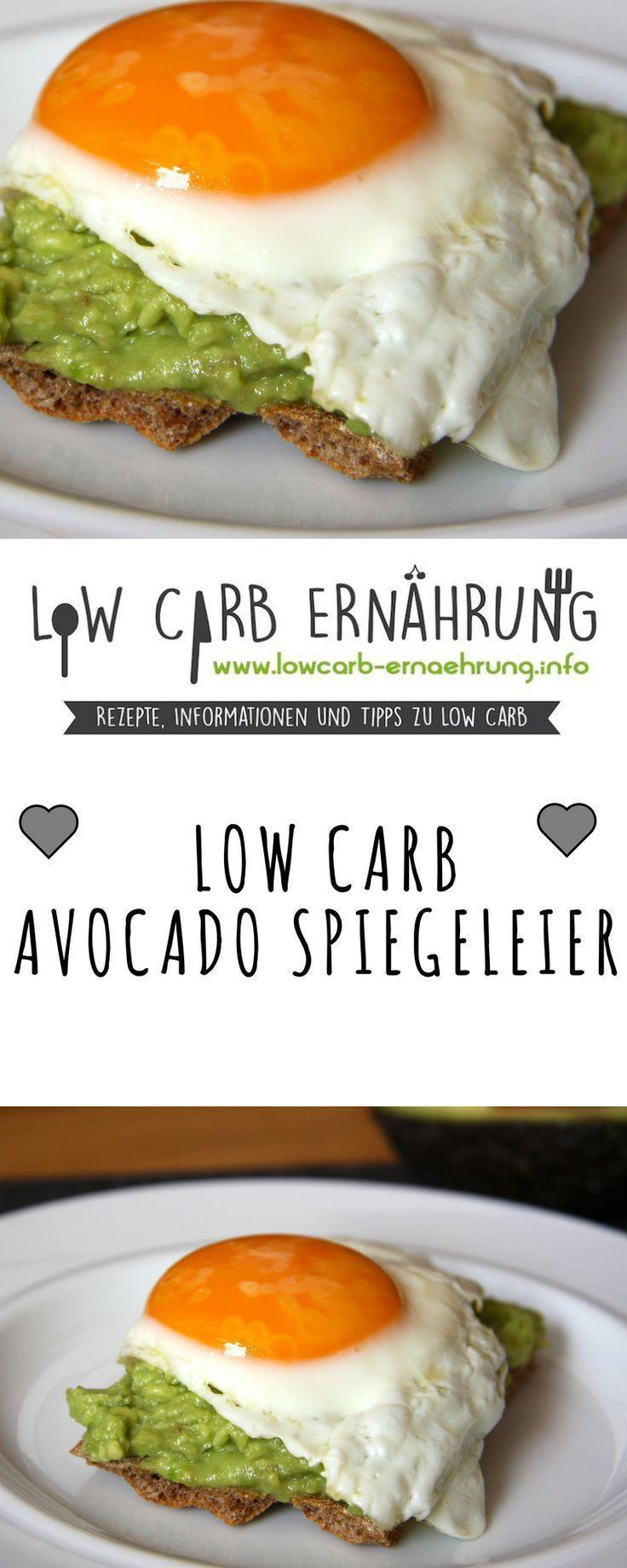 #Hautpflege-Rezepte-Low Carb Rezept für leckere Avocado-Spiegeleier m…  #Haut…