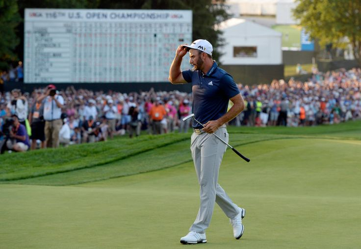 Dustin Johnson Wins U.S. Open at Oakmont for First Major Title - The New York Times
