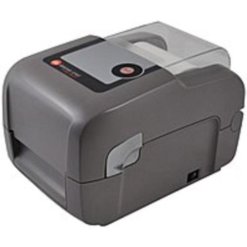 Datamax-ONeil E-Class E-4204B Direct Thermal/Thermal Transfer Printer - Monochrome - Desktop - Label Print - 4.25 Print Width - 4 in/s Mono - 203 dpi - 16 MB - USB - Serial - LED - 4.40 Label Width - TFL-EB2-00-1J005B00-FACTORY-REFURBISHED