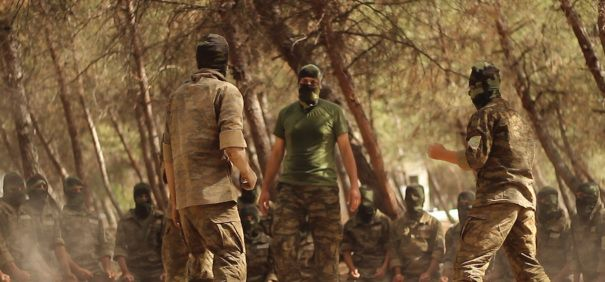 'Hell On Earth' Sneak Peek: Sebastian Junger & NatGeo Preview Syria Docu After Chemical Attack
