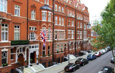 Hotel No. 11 London Cadogan Gardens in London - 5 Sterne Hotel   HRS