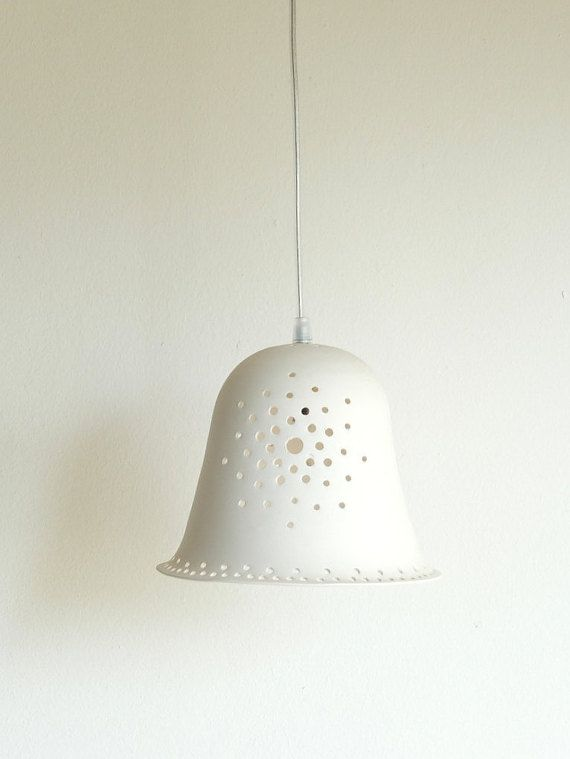 White ceramic lighting ceiling lighting hanging lights by Gallight