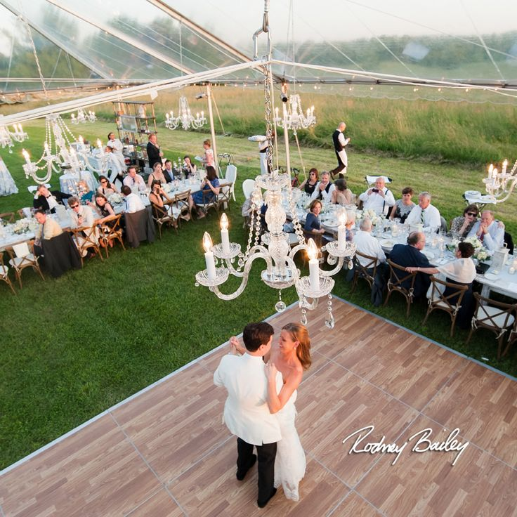 Tented wedding venues in va