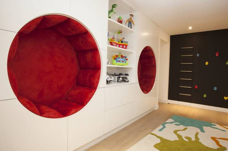 moderne Kinderzimmer von Roselind Wilson Design