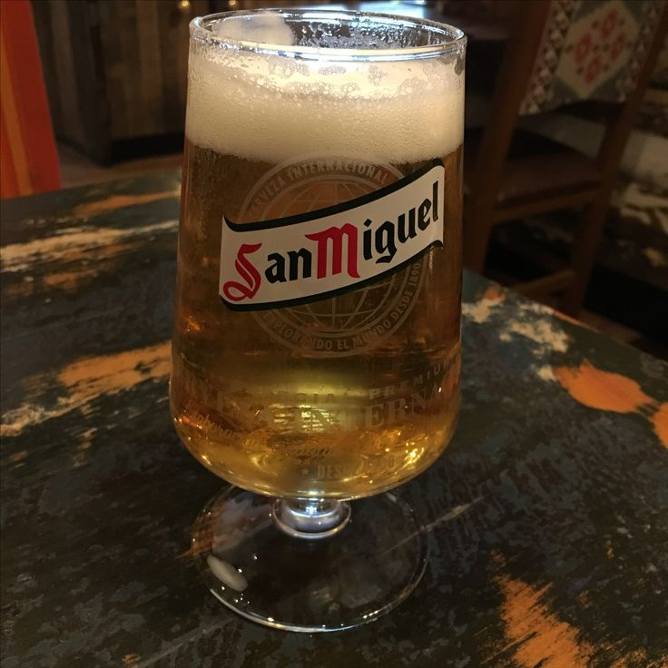 Draft San Miguel in Camberley