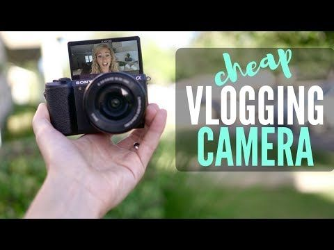 Top 3 Best Sony Vlogging Camera With Flip Screen - Youtubers Choice