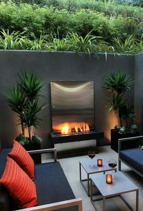 Amaxing outdoor space!