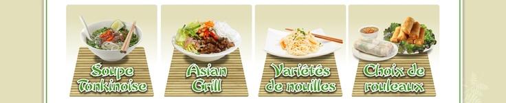 Tonkin Express restaurant vietnamien - Montreal Est Tétreaultville
