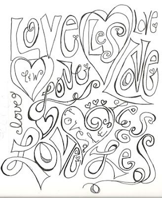 Just Playin' Around: Creative Lettering