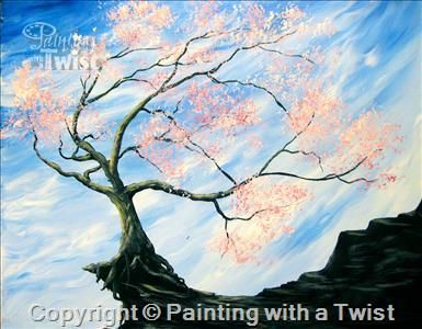 17 best images about the heights painting with a twist on for Painting with a twist charlotte nc