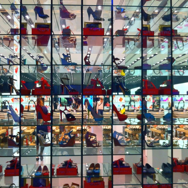Dubai online shopping shoes