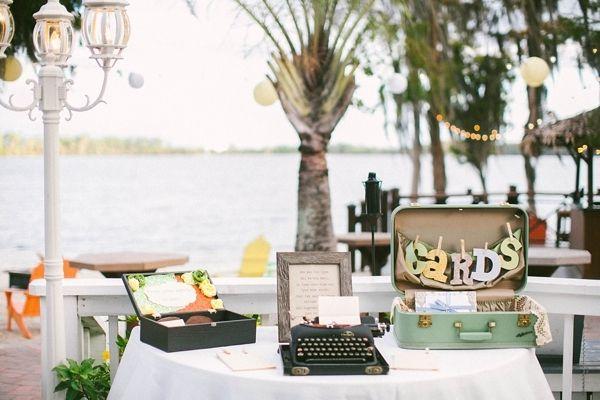 Paradise Cove Florida Wedding