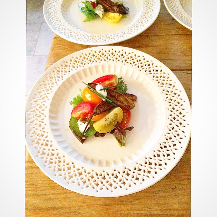 ... Run Catering on Pinterest | Almonds, Artichokes and Cauliflower salad