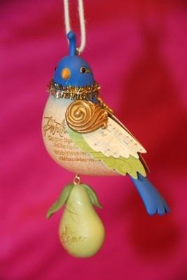 12 Days Of Christmas Hallmark Ornaments