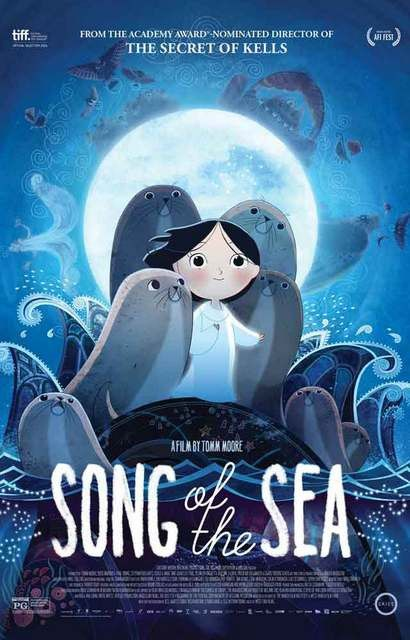 A great poster from the beautifully animated movie Song of the Sea by Tomm Moore creator of the award-winning movie The Secret of Kells. Ships fast. 11x17 inches. Need Poster Mounts..?
